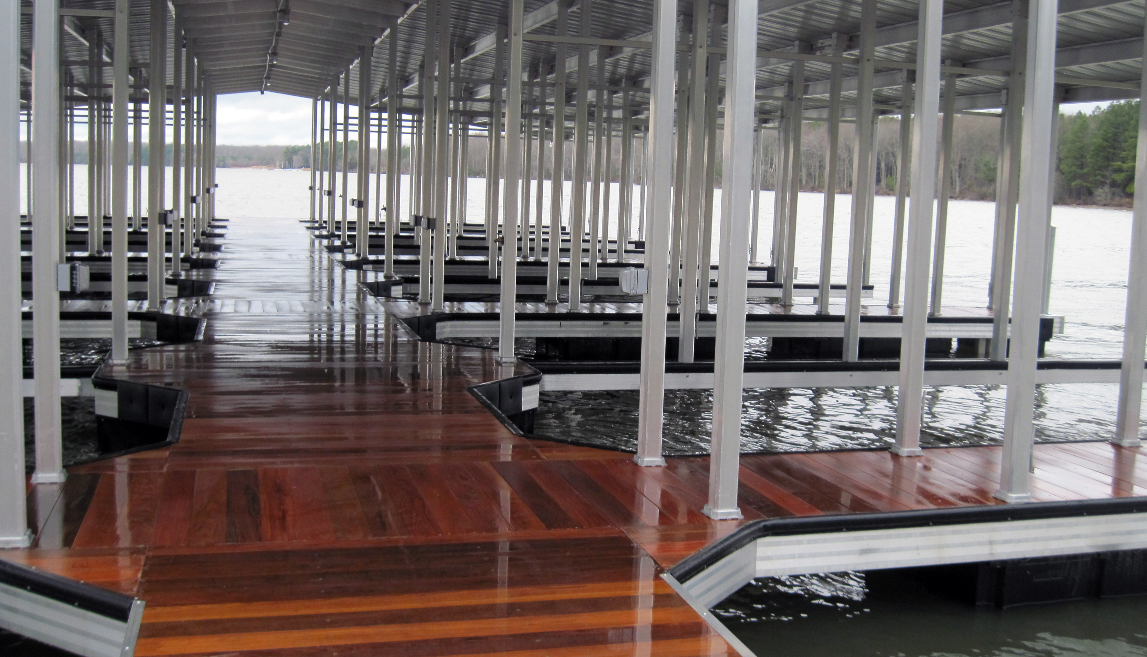 Arnold AFB Government Dock Commercial Dock 5