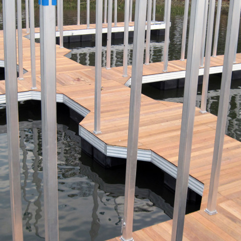 Arnold AFB Government Dock Commercial Dock 12