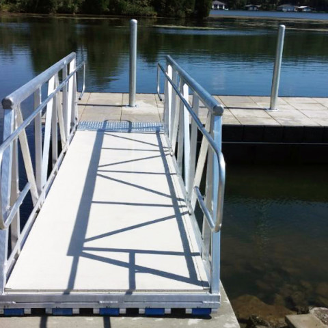 City Scotts Government Dock Commercial Dock 6