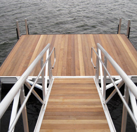 Tims Ford Commercial Government Dock 5