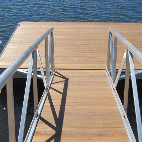 TVA Nornandy Government Dock Commercial Dock 3