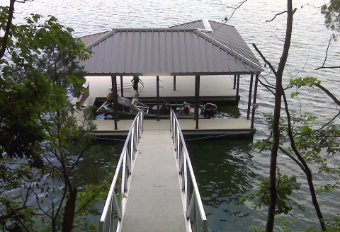 Todd Hip Roof Dock 1